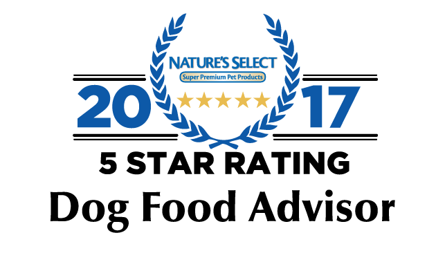 Nature S Select Pet Food Rated By Dog Food Advisor 5 Stars Dog Food Recipes Dog Food Reviews Dog Food Advisor