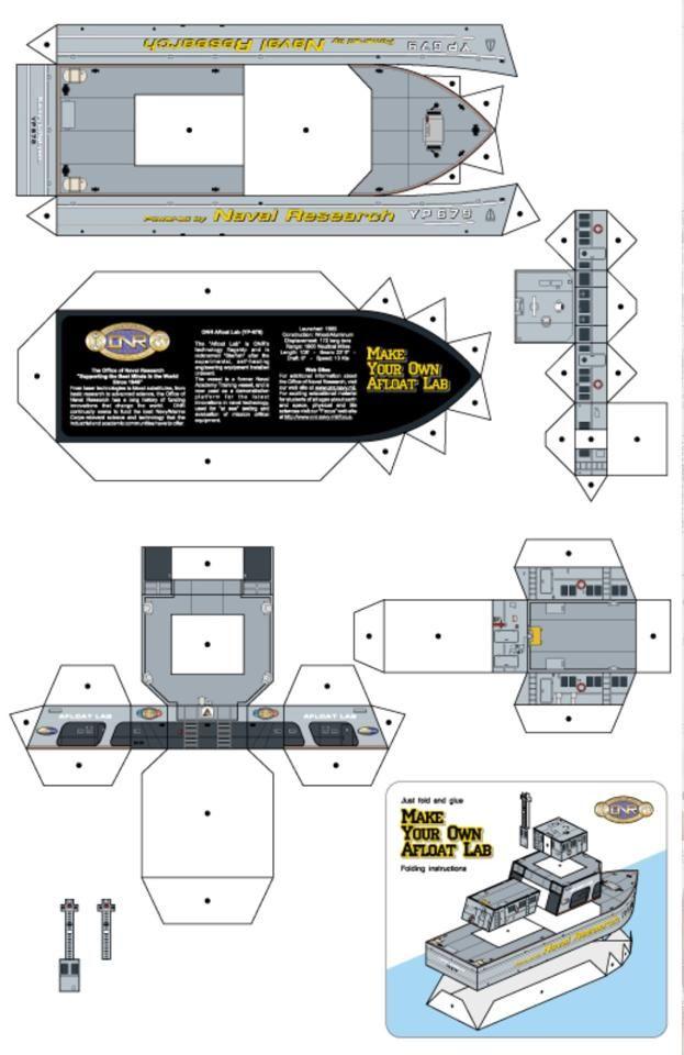 Maquetas para imprimir y armar en papel (megapost) | Pinterest ...