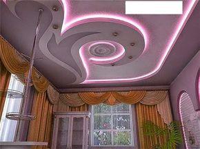 Amazon Wohnzimmerlampen ~ Lisego deckensegel lisegowave 400cm x 80cm indirekte beleuchtung