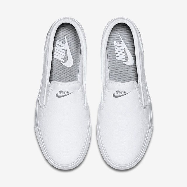 Womens Shoes Athletic & Sneakers Vans Slip On Skate Shoe; Vans Slip On Skate Shoe. White Vans Slip On Skate Shoe. Color: White style # $49 99 USD. Hey Ladies! Several styles of our shoes need to be ordered in men's sizes. You'll know which .
