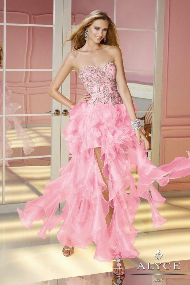 Increibles vestidos de fiesta   Colección Alyce París   Dream ...