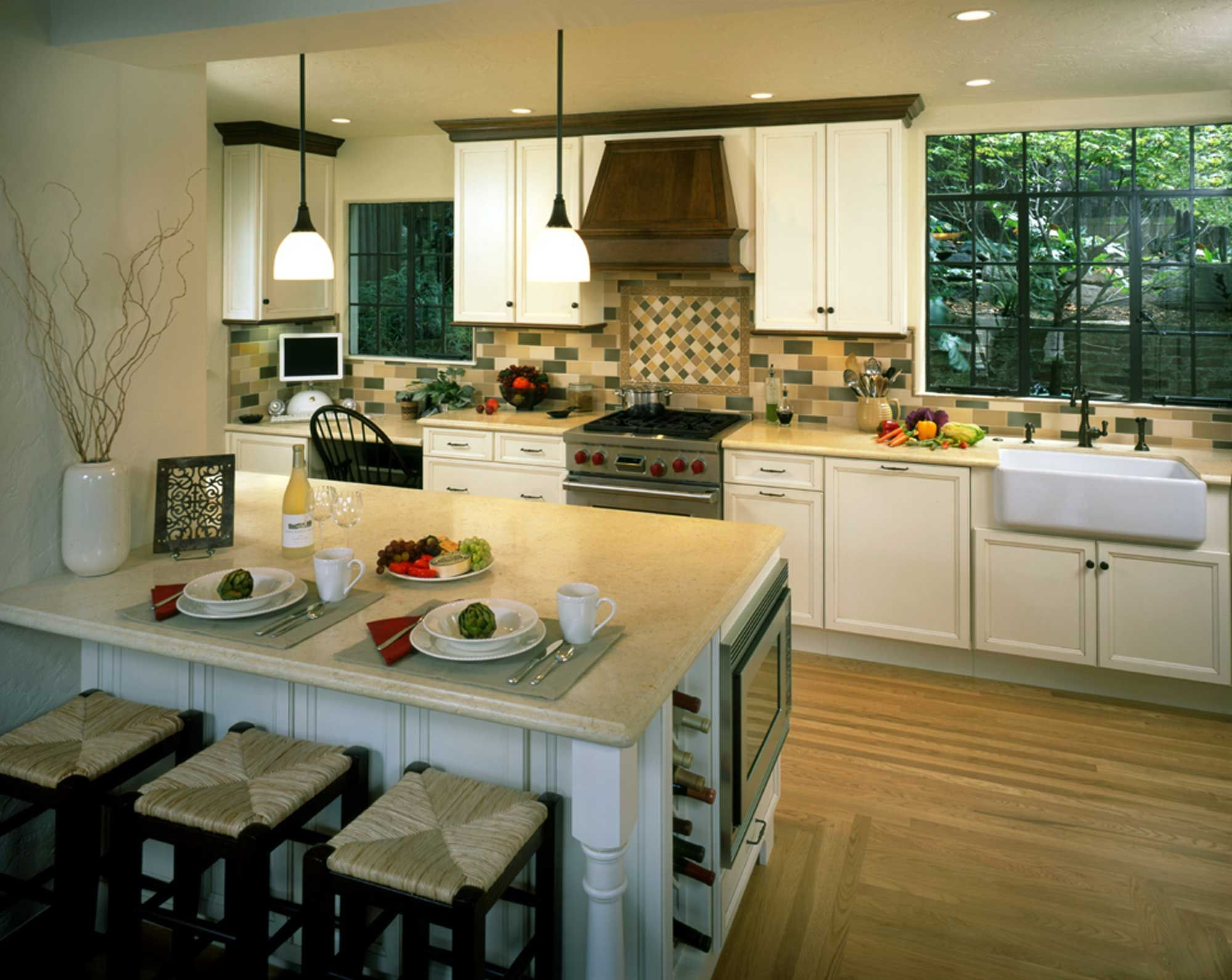 Bath And Kitchen Remodeling Decor opening wall between kitchen and dining room - google search
