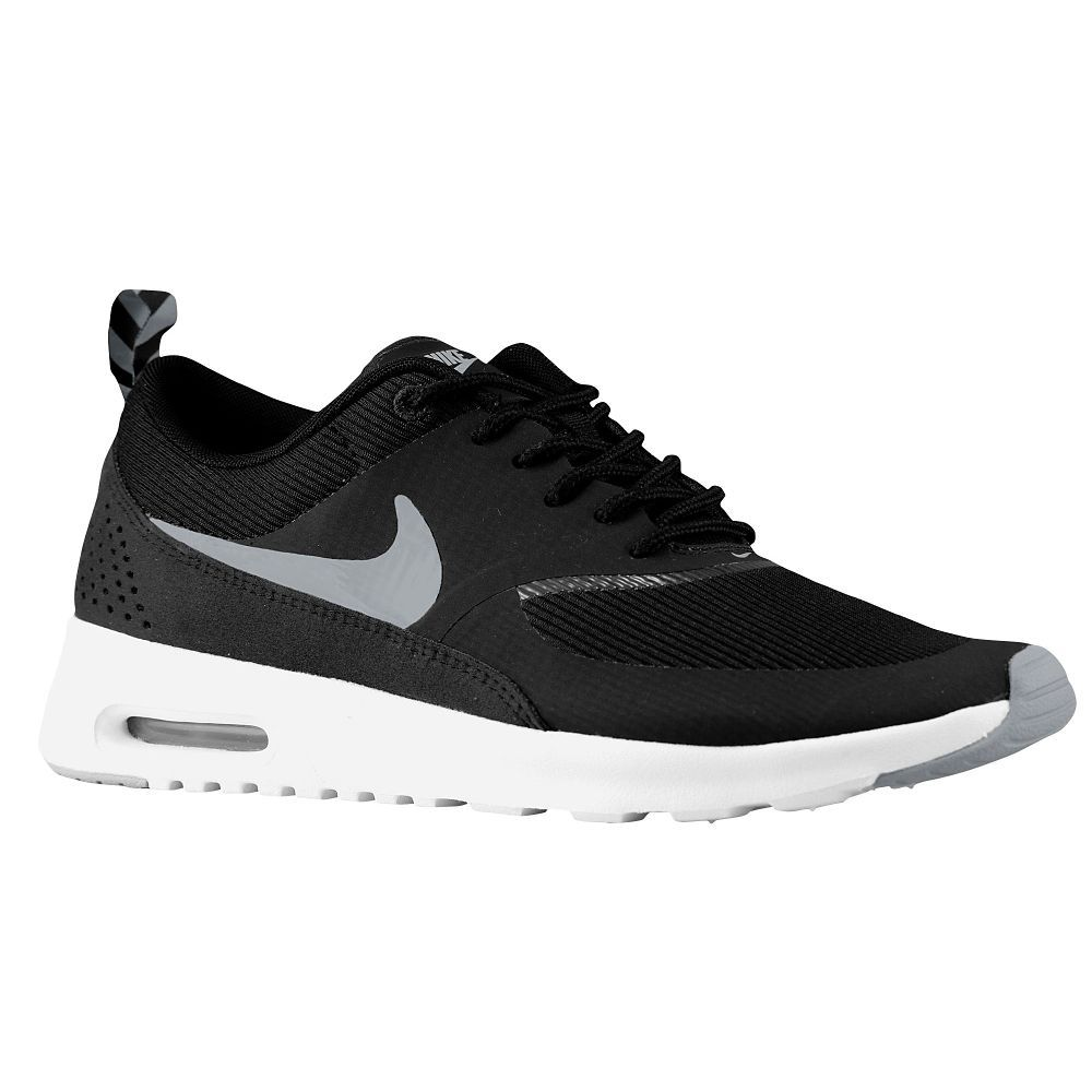 Black · Nike Air Max Thea - Women's - Running - Shoes - Black/Anthracite/ White