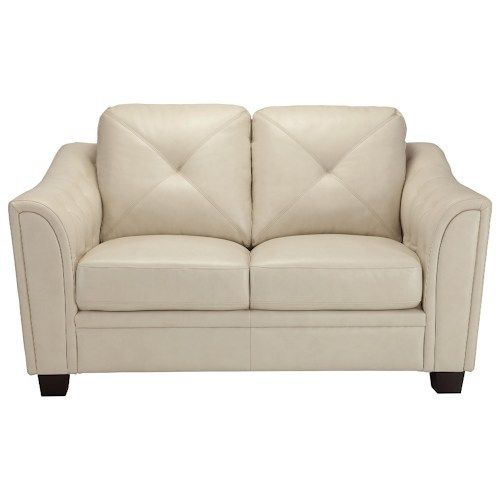 Loveseat CS505302 $360 Features : • Tufted details on armrest and ...