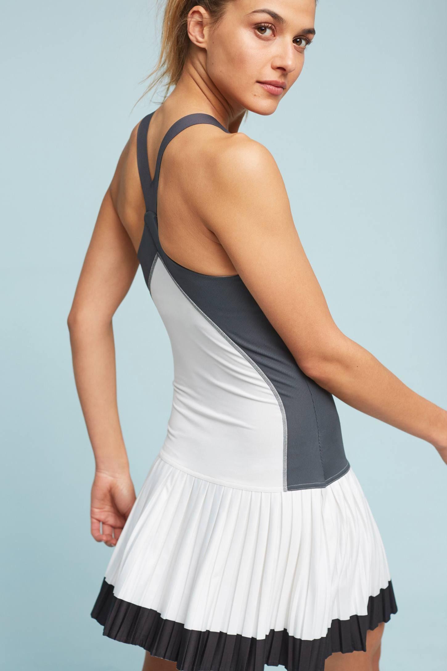Adidas By Stella Mccartney Pleated Tennis Dress Pleated Tennis Dress Tennis Dress Stella Mccartney Adidas
