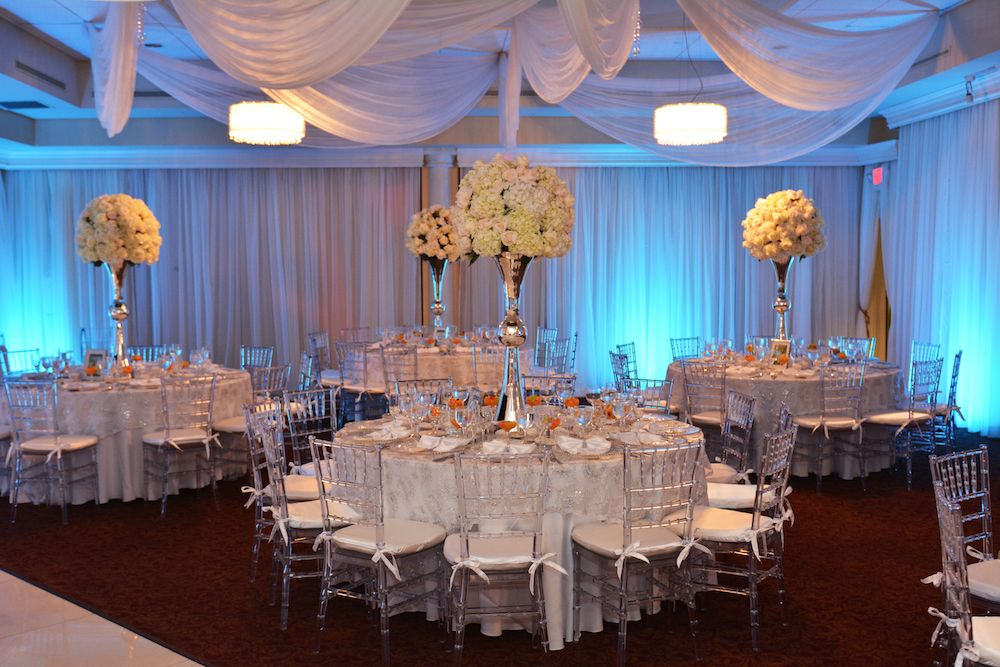Floridian Ballrooms Wedding Venues In Pembroke Pines Florida South The