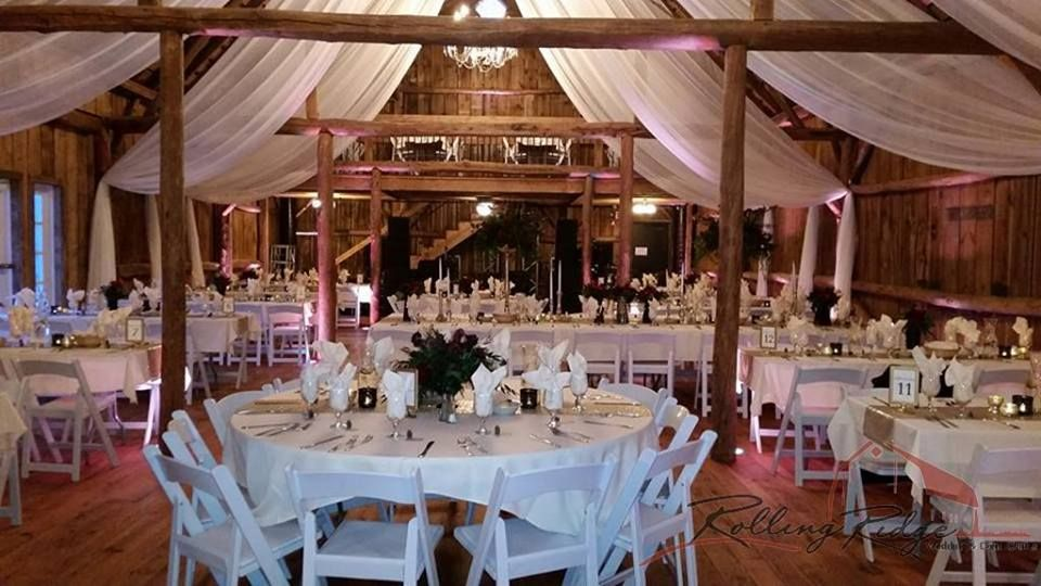 Ceiling drapery! Whether it is at a venue or in a outdoor ...
