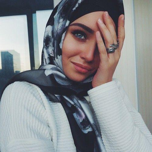 Célèbre Épinglé par Masri Suryana sur Beautiful Muslimah | Pinterest  RR42