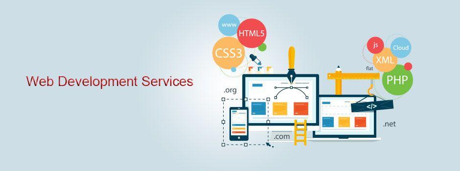 Advantages Of Web Development Services Web Development Design Web Development Learn Web Development