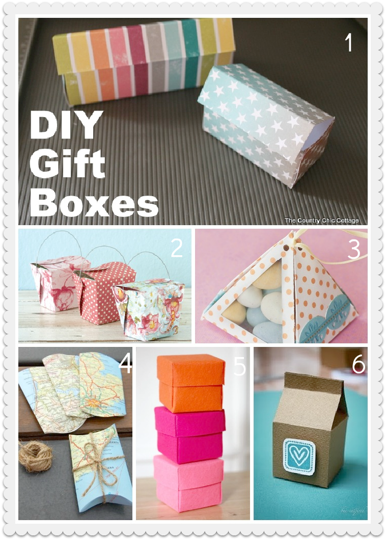 KatieSheaDesign ♡ DIY favor boxes great to fill with