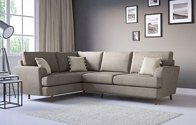 Pleasing Copenhagen Small Corner Sofa Left Hand In 2019 Sofa Creativecarmelina Interior Chair Design Creativecarmelinacom