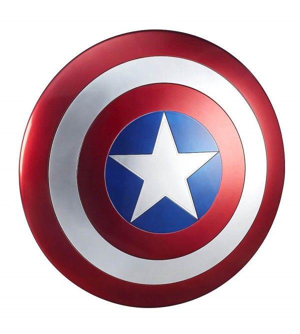 Escudo Capitn Amrica  dibujos  Pinterest  Marvel legends