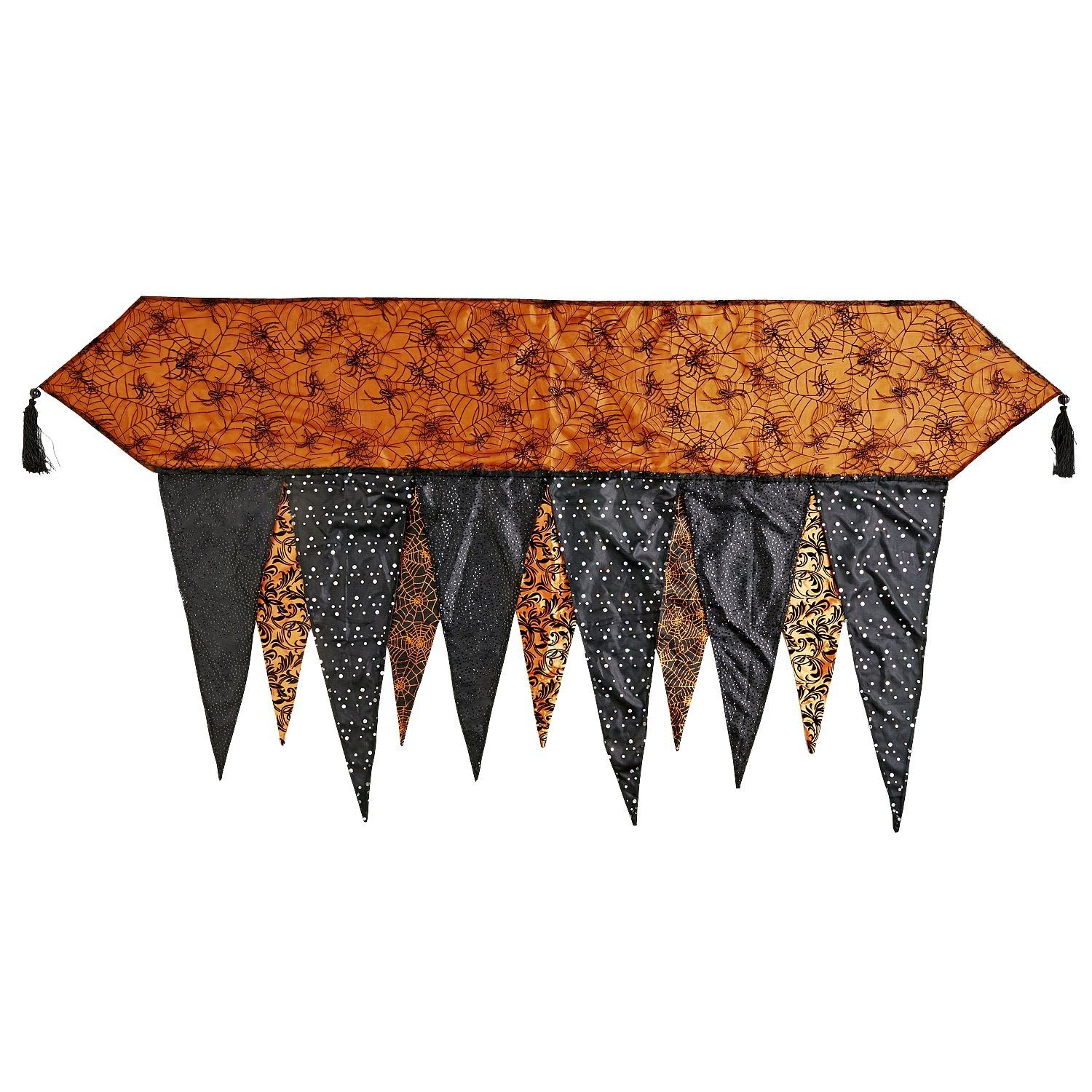 Pennant Mantel Scarf | Pier 1 Imports
