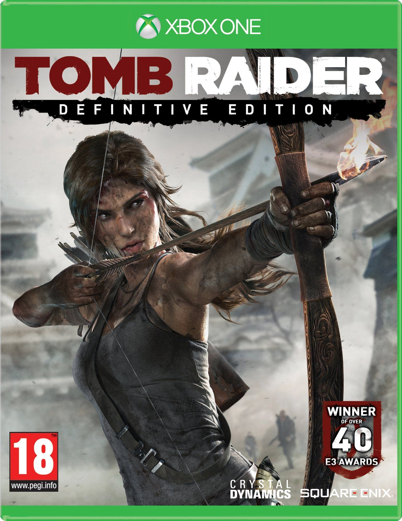 Tomb Raider Definitive Edition Limited Digipack Version Xbox One Amazon Co Uk Pc Video Games Tomb Raider Game Tomb Raider Xbox One Tomb Raider Ps4