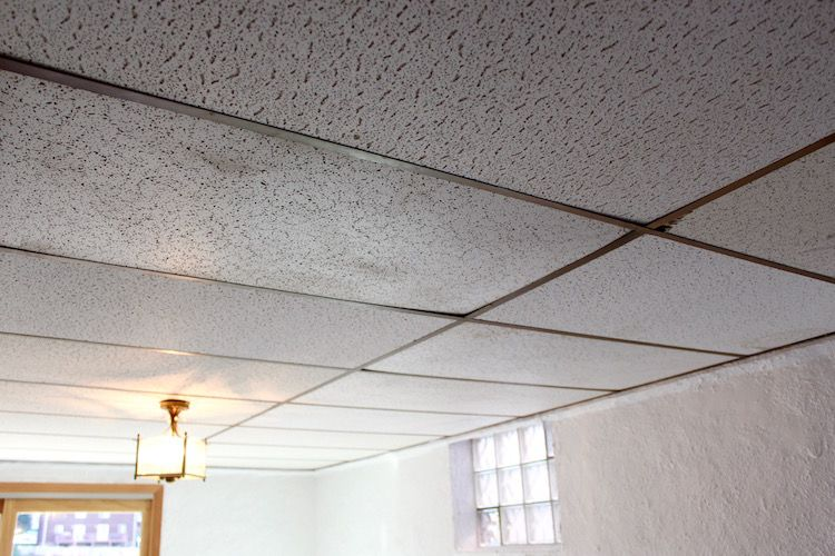 Diy Drop Ceiling Replacement Diy Dropped Ceiling Drop
