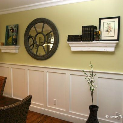 Shadow Box Molding In Dining Room Google Search