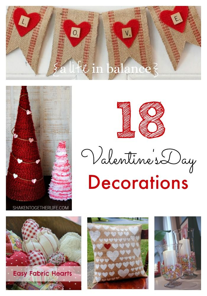 18 Valentine's Day Decorations for a Festive Home