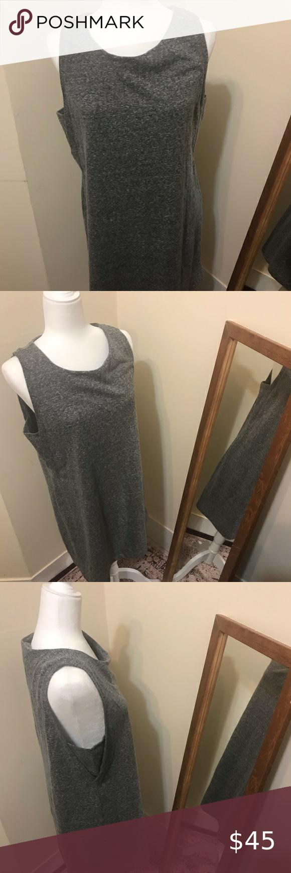 Paraphrase Large Grey Women S Dres Casual Dresse Dresses Dress