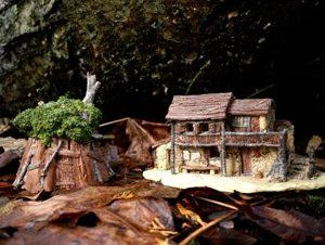 Top Collection Miniature Fairy Garden and Terrarium Statue, www.teeliesfairygarden.com Fairy Villa House Give your fairies a good place to rest. Whether a fairy is sleeping by itself or resting with the whole fairy family, there's a good place for everyone in the fairy villa house. #fairygarden