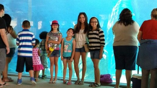 Girls Day at thd zoo