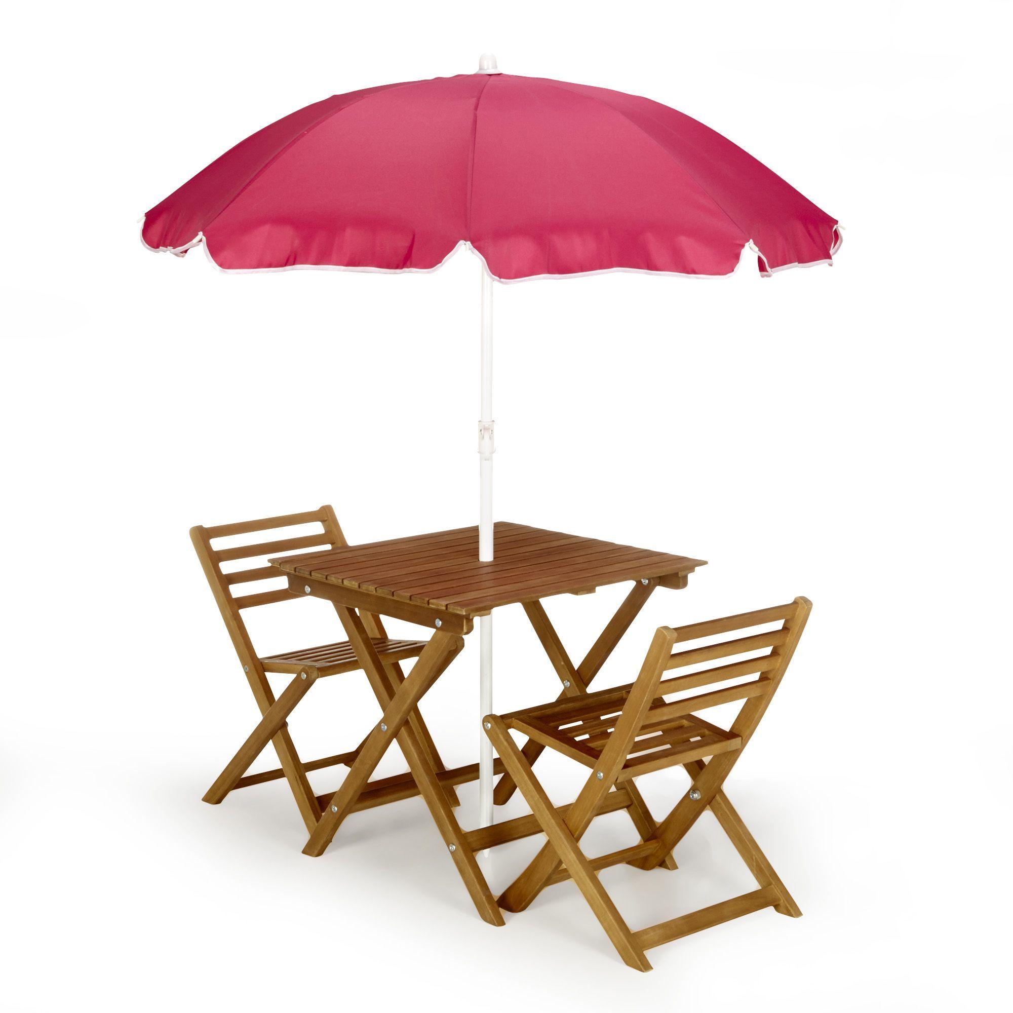 table de jardin pour enfant en acacia acacia sola les tables de jardin - Table Et Chaise De Jardin Pour Enfant