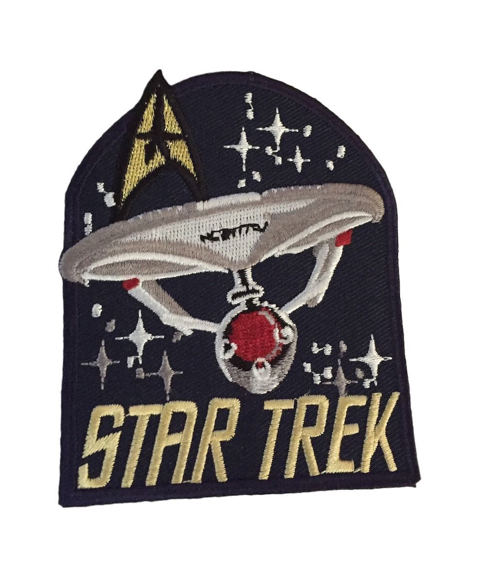 Star Trek Classic Logo Ship And Command Symbol All In One