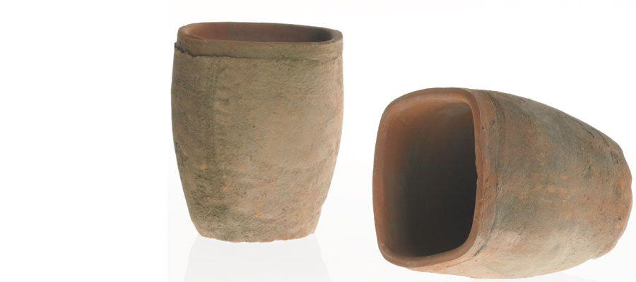 "Accent Decor - Redstone Pot, 5""x 6""."