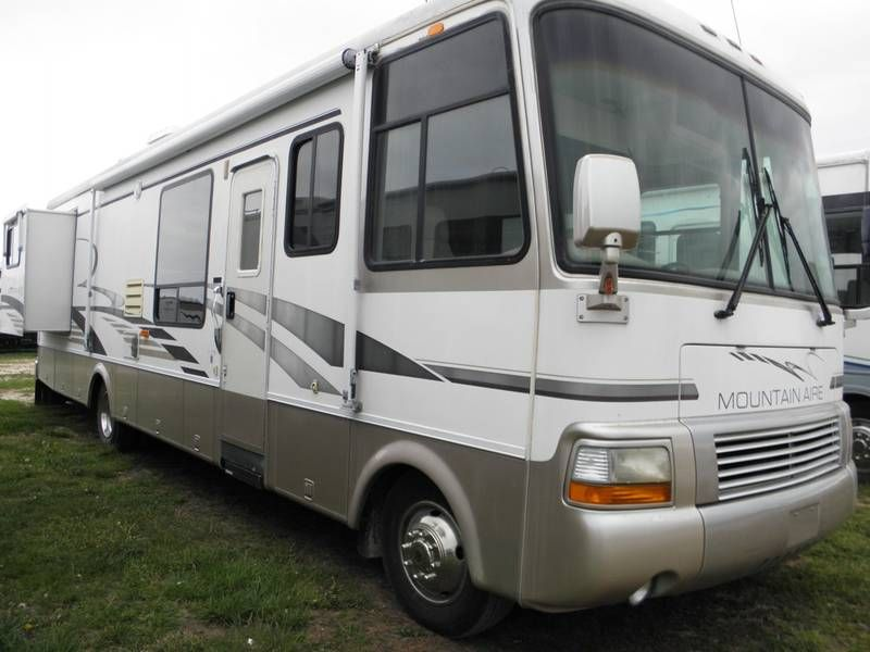 1999 Newmar Mountain Aire 3565 For Sale Carthage Mo Rvt Com Classifieds Rv For Sale Carthage Recreational Vehicles