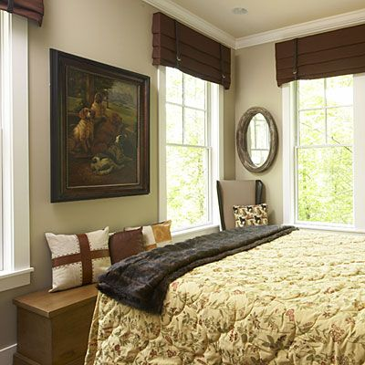 Exceptional Bedroom Window Treatments Nice Ideas