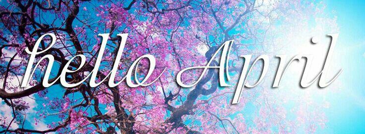 Image result for hello april banner