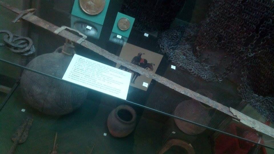 Kazazovo und Moldovanovka Helmets in Museum – 55 photos