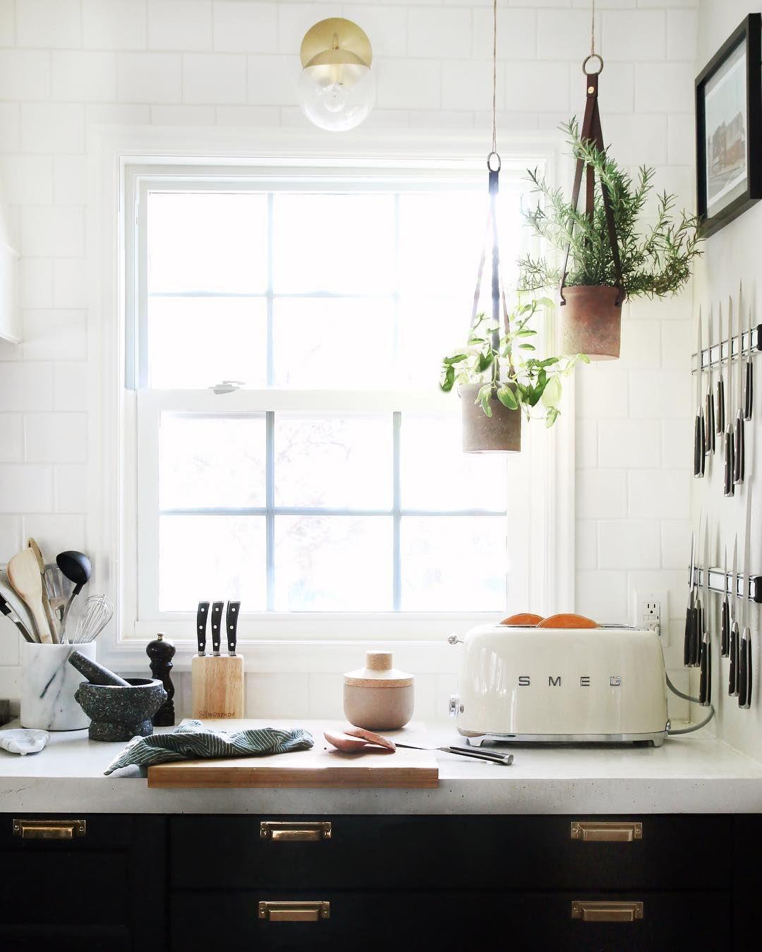 Épinglé par Marissa B sur Kitchen  Décoration intérieure cuisine