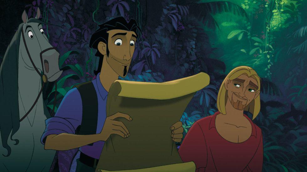 La Strada per El Dorado | Disney, El dorado, Cartoni animati