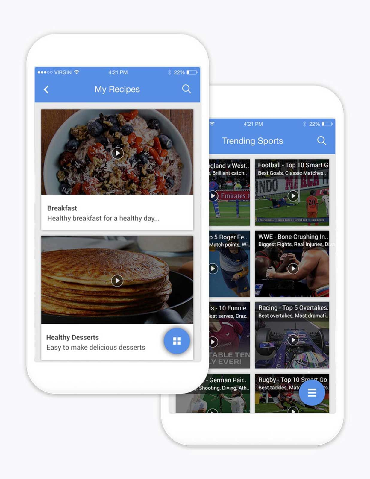 Create Stunning Video App With These Exciting Features of