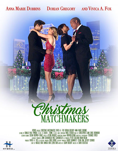 Christmas Matchmakers an ION Television Christmas Movie