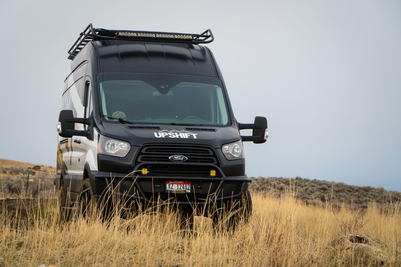 2019 Ford Transit Upshift Van Build Ford Transit Custom Trucks