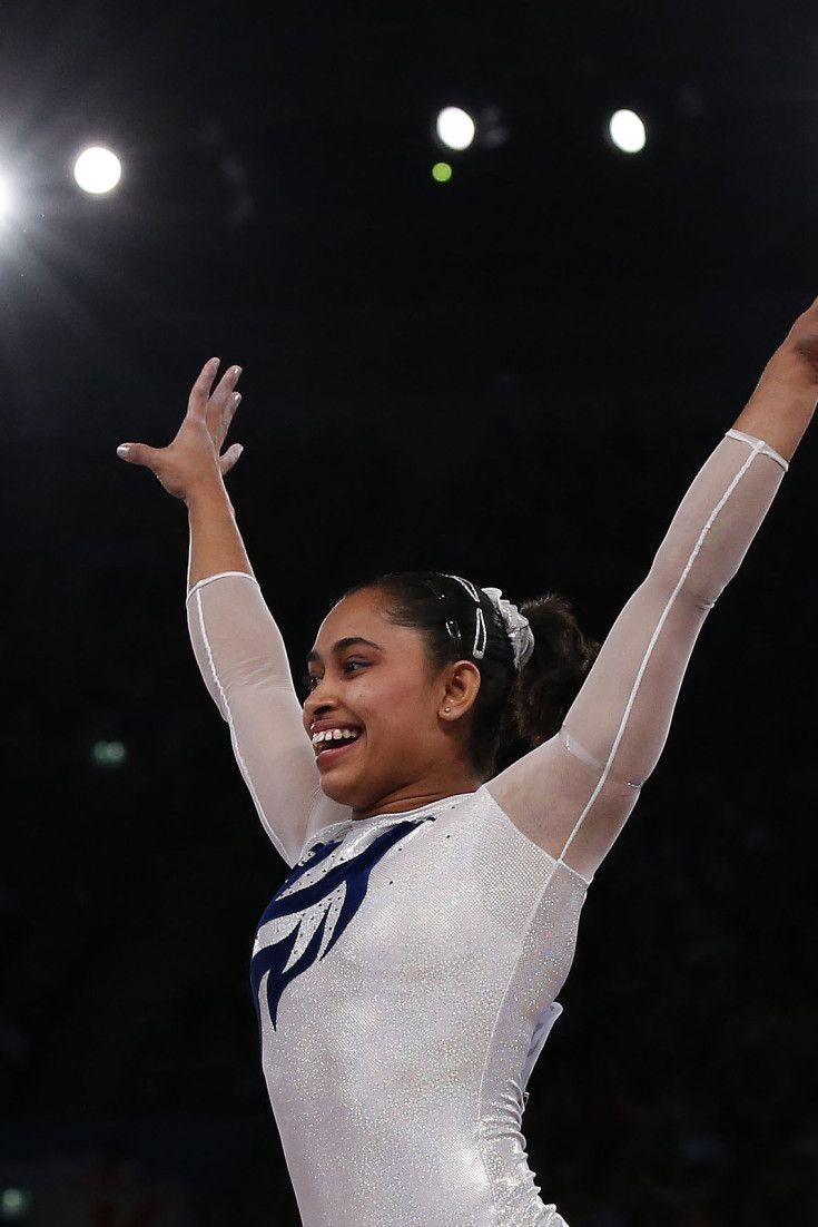WATCH Indian Gymnast Dipa Karmakar Shows Her Olympic