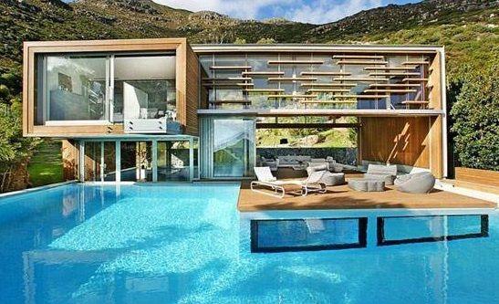 Maison avec piscine villa de luxe