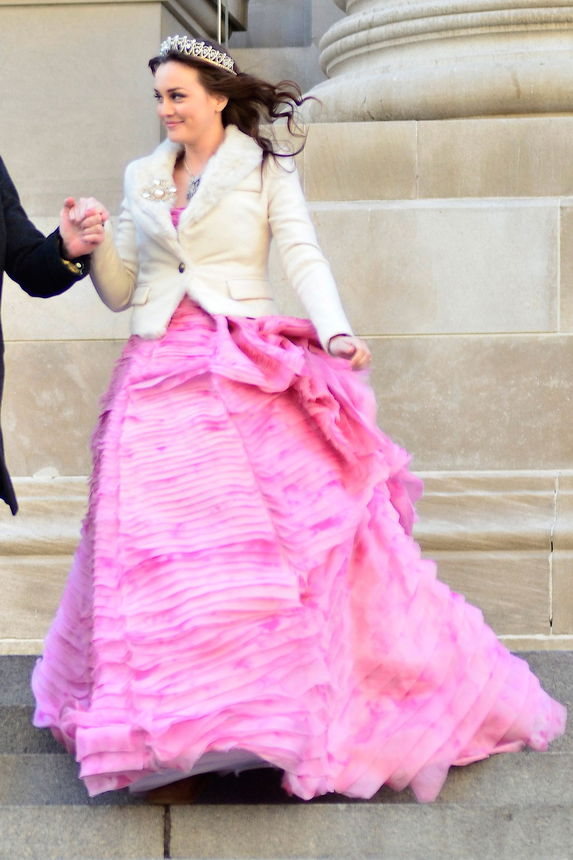 Blair Cornelia Waldorf\'s Best Looks From Gossip Girl