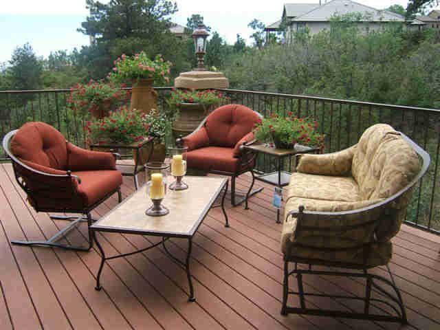 Outdoor Furniture Design Ideas With Patio Deck Furniture Decor Ideas