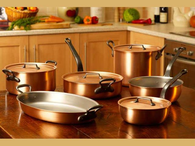 Copper Kitchen | Kitchenware Products