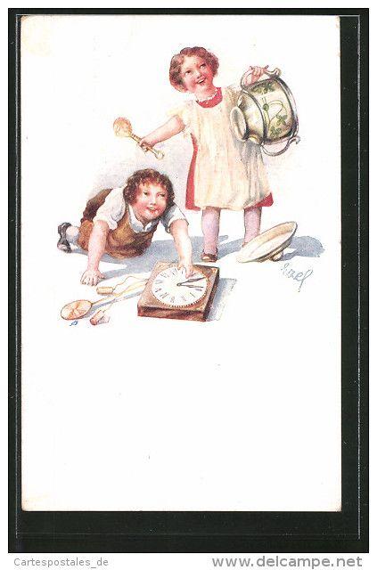 Cartes Postales / ezel - Delcampe.fr