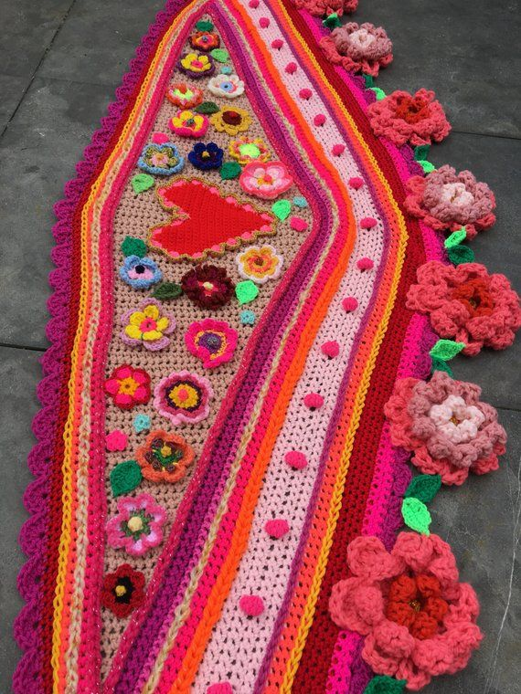 UK/USA/Spanish/French Tutorial/Pattern how to design and crochet a ...