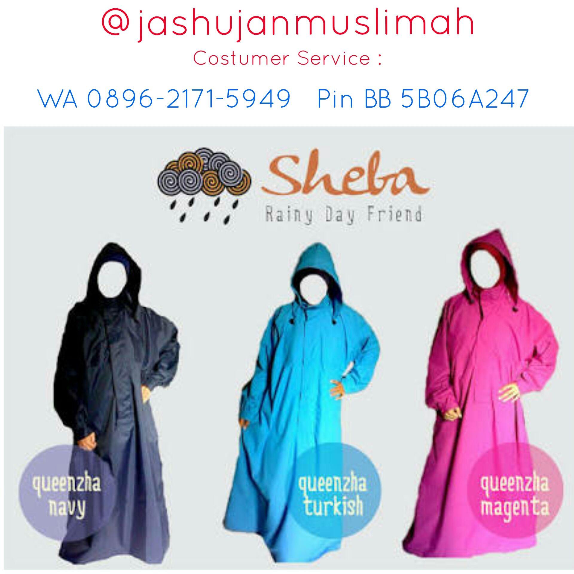 Penjual Jas Hujan, Grosir Jas Hujan Muslimah, Distrib