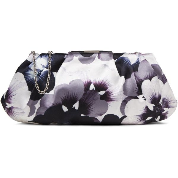 Nine West Annika Clutch (€65) ❤ liked on Polyvore featuring bags, handbags, clutches, nine west, nine west handbags, nine west purses and nine west clutches