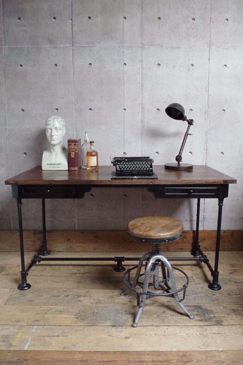 Steampunk Desk