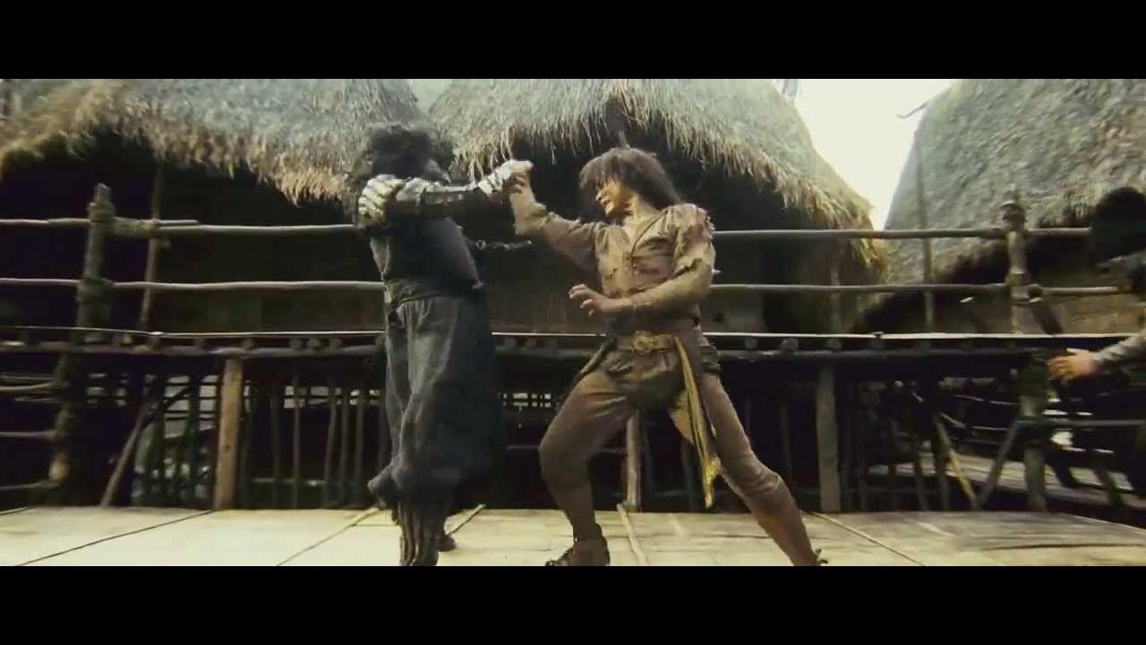 Tony Jaa Ong Bak 2 Final Fight Re Sound Part 1 Fights Tony