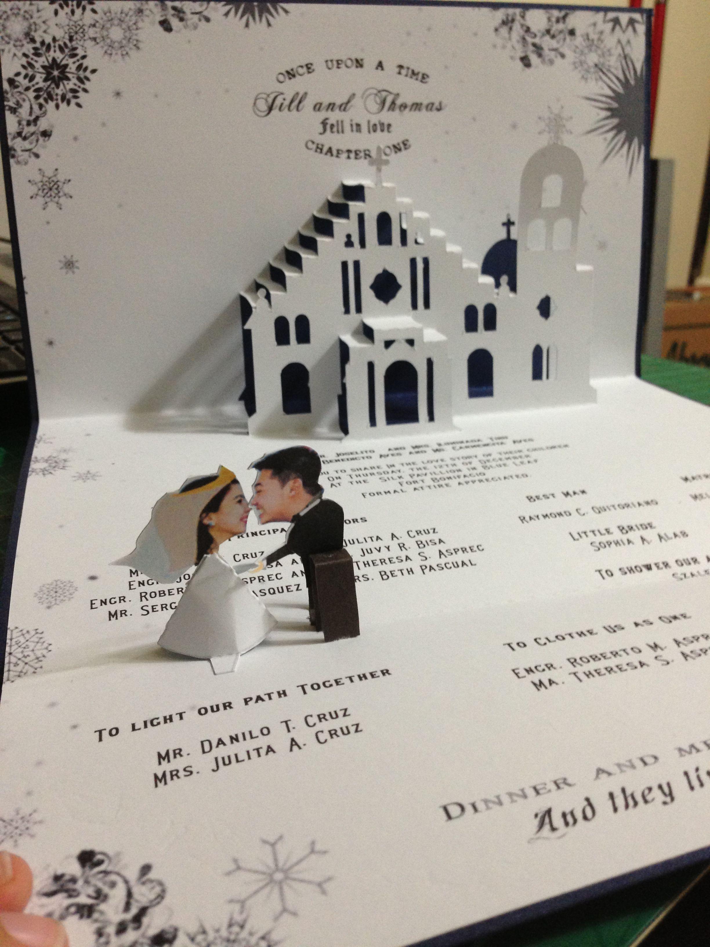 bcca99c2aac419193e48cf0344930765 top invitation planning tips for your wedding wedding, pop up,Pop Up Invitations Wedding
