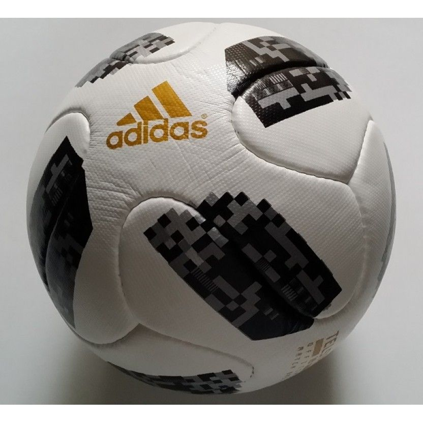 Adidas Football 6 Panel With World Cup 2018 Printed Design Soccer Ball Adidas Football Soccer Balls