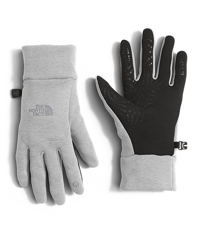 gloves touch north face